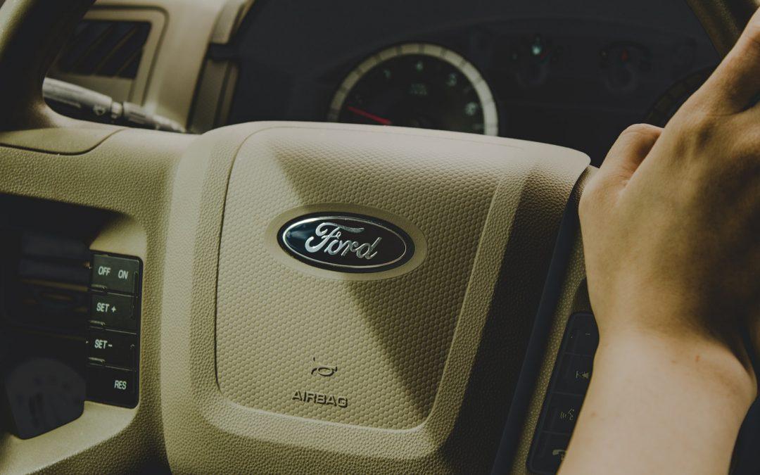 Mærk glæden ved en bil fra Ford