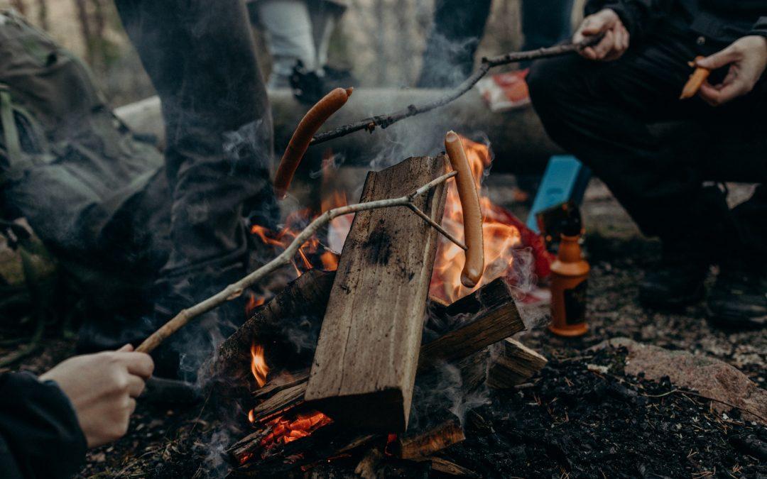 Skal sommerferien stå på camping i Danmark?