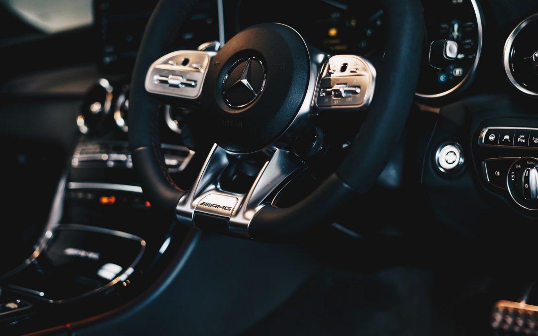 Drømmer du om en Mercedes?